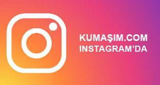 Kumaşım.com Instagram'da Takip Etmeyi Unutma