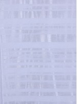 Gümüş Simli Beyaz Yoryo Şifon Kumaş - S0048