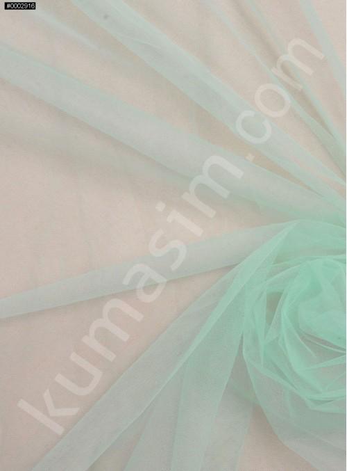 Mint Yeşil Hayal Tül Kumaş C13 - S0060