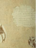 Kalın Payetli Doğal Şanel Kumaş (Chanel Kumaş) - CH83 - K209