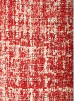 Kırmızı Doğal Şanel Kumaş (Chanel Kumaş) - CH68 - K209