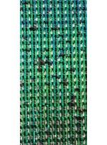 Yeşil Payetli Şanel Kumaş (Chanel Kumaş) - CH78 - K209