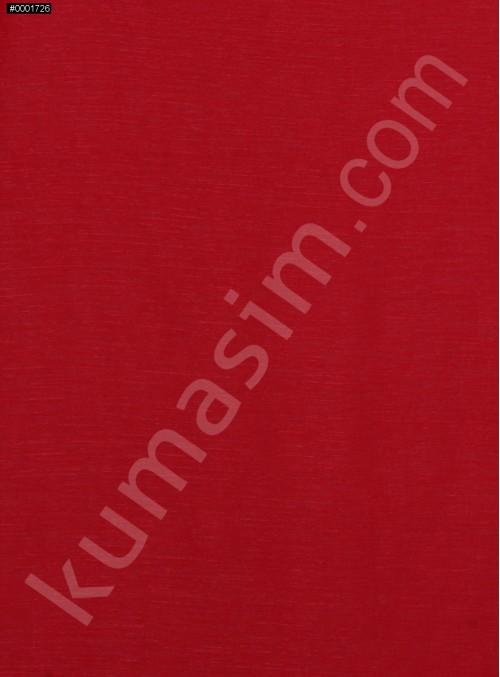 Kırmızı Yoryo Şifon Kumaş - K3078