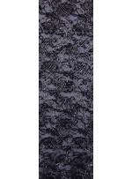 Dantel Üzeri Payet Kumaş - Gümüş - K3095