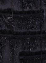 Şifon Üzeri Saçaklı Kumaş - K3115