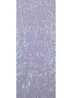 Dantel Üzeri Payet Kumaş - Kemik - K3175