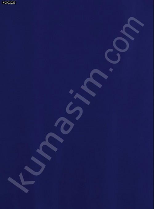 Desensiz Saks Örme Kumaş - K3181