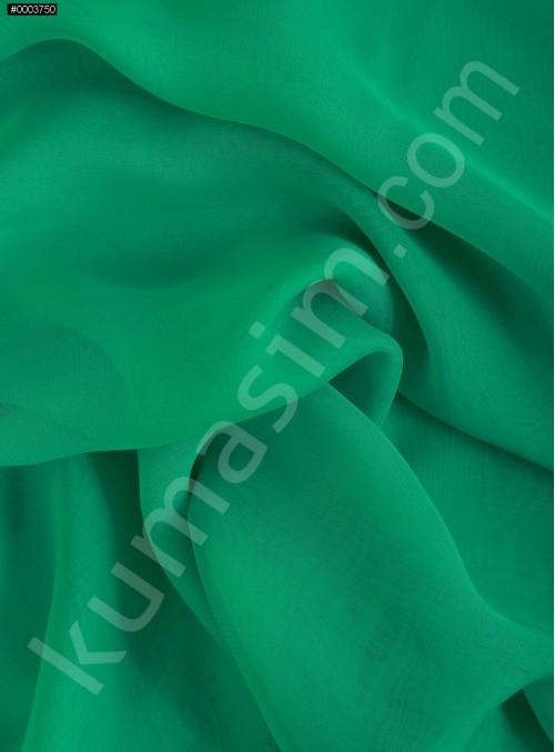Elbiselik Mint Polyester İpeksi Şifon Kumaş - K3339