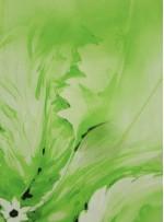 Elbiselik Yeşil Dupont Saten Kumaş - K3362