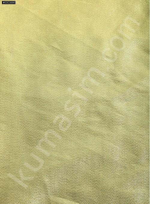 Elbiselik Astarlı Gold Parlak Lame Kumaş - K3409