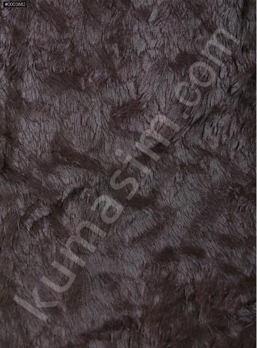 Ceketlik ve Kabanlık Siyah Astragan Kürk Kumaş - K3420