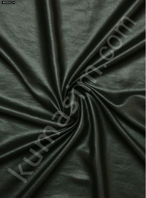 Abiye Elbiselik Siyah Laklı Şifon Kumaş - K3434