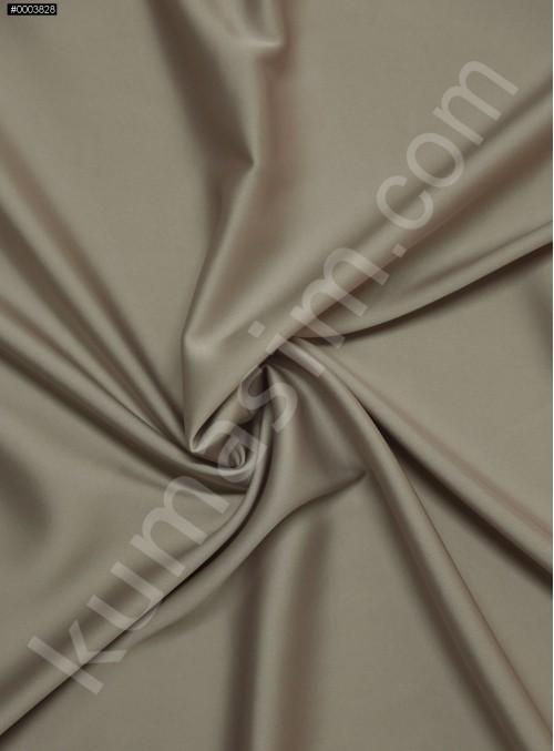 Elbiselik İpeksi Taş Likra Saten Kumaş - 3437