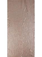 Abiye Elbiselik Sıralı Payetlli Bakır Kumaş - K3536