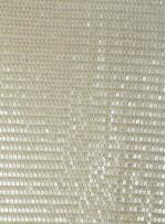 Abiye Elbiselik Sıralı Payetlli Gold Kumaş - K3536