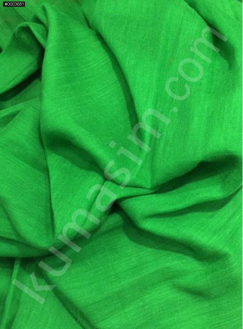 Astarlık Açık Yeşil %100 Pamuk Vual Kumaş - K3583