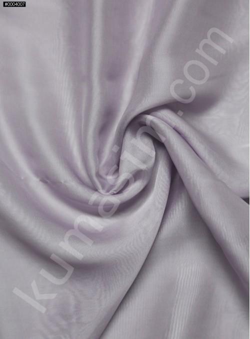 Elbiselik %100 Leylak - Lila Ekru Şifon Kumaş - 125 - K6000