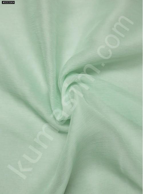 Elbiselik Mint İpek Yoryo Şifon Kumaş - 111 - K6002