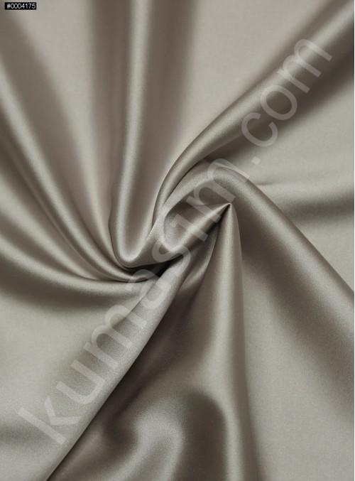 Elbiselik Açık Bej %95 İpek - %5 Likra Saten Kumaş - 110 - K6007