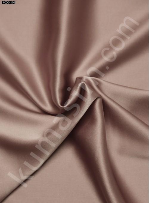 Elbiselik Açık Gül %95 İpek - %5 Likra Saten Kumaş - 110 - K6007