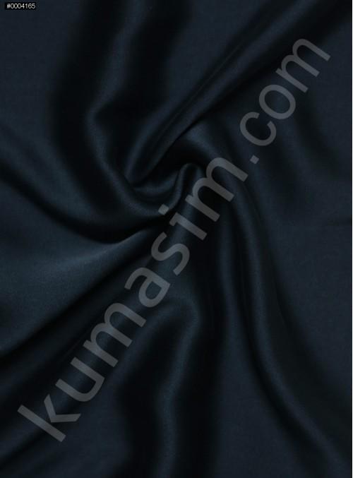 Elbiselik Açık Lacivert %95 İpek - %5 Likra Saten Kumaş - 117 - K6007