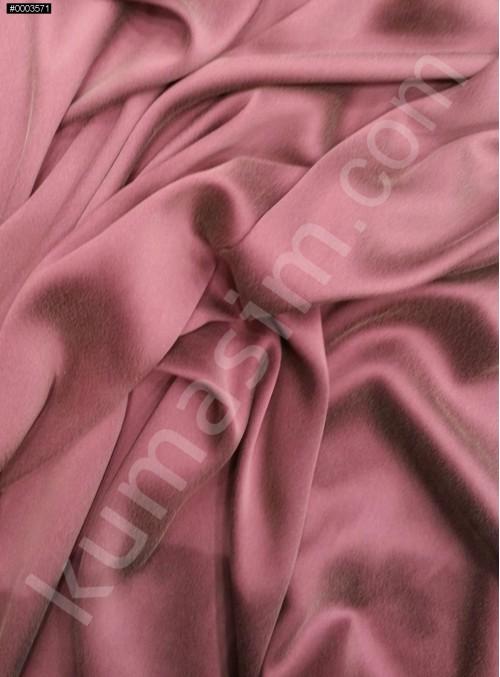Bordo c108 Elbiselik Taşlanmış Likra Saten Kumaş - K6009