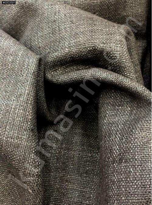 Elbiselik Yumuşak c112 %100 Vizon İpek Monza Keten Kumaş - K6029