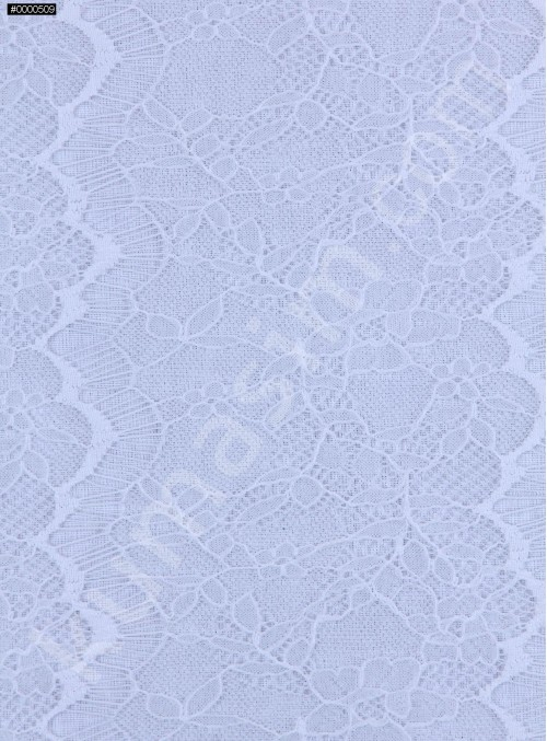 İnce Fransız Danteli - Kemik - K8001
