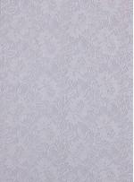 Çiçek Desenli Kordoneli Kemik c13 Dantel Kumaş - K8803