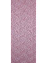 Çiçek Desenli Kordoneli Pudra c11-1 Dantel Kumaş - K8803