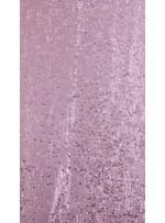 Elbiselik 5 Milim Seyrek Payetli Mat Mor c57 Kumaş - K8821