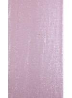 Elbiselik 5 Milim Seyrek Payetli Mat Pembe c14 Kumaş - K8821