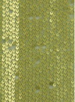 Elbiselik 5 Milim Seyrek Payetli Mat Fıstık Yeşili c22 Kumaş - K8821