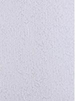 Elbiselik 5 Milim Seyrek Payetli Mat Kemik Kumaş - K8821
