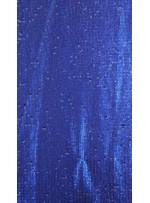 Elbiselik 5 Milim Seyrek Payetli Mat Saks c15 Kumaş - K8821