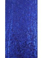 Elbiselik 5 Milim Seyrek Payetli Mat Saks c58 Kumaş - K8821
