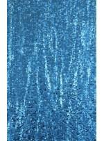 Elbiselik 5 Milim Seyrek Payetli Mat Yeşil c59 Kumaş - K8821