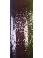 Jarse Üzeri 5 mm Sıvama Payetli Dijital Baskılı Gökkuşağı Kumaş - K88382