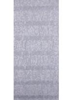 Küçük Halka Desenli Gümüş Abiye Payetli Kumaş - K8875