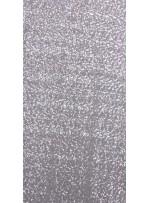 Elbiselik 3 Milim Yoğun Payetli Gümüş c109 Kumaş - K8878
