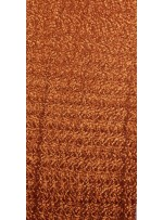 Elbiselik 3 Milim Yoğun Payetli Mat Turuncu c59 Kumaş - K8878