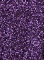 Elbiselik 3 Milim Yoğun Payetli Mat Mor c33 Kumaş - K8878
