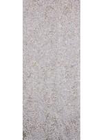 Gold Varaklı Kordoneli Kemik Dantel Kumaş - K8889
