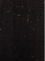 5 mm Sıvama Siyah Payetli Kumaş - K8917