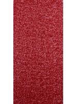 5mm Yoğun Payetli Kırmızı c1 Kumaş - K8936