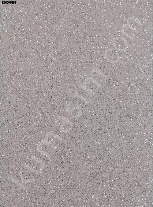 Bej c16 Düz Simli Şifon - K8992