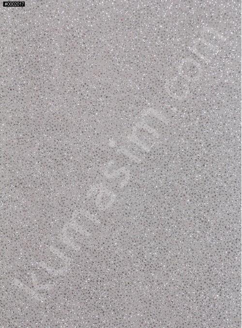 Bej c26 Düz Simli Şifon - K8992