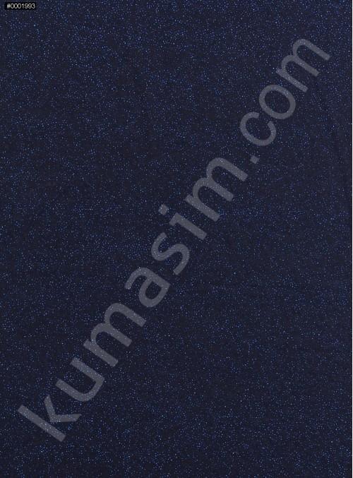 Lacivert c34 Düz Simli Şifon - K8992