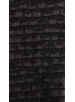 Üç Boyutlu Yaprak Desenli Abiyelik Kumaş - K9091