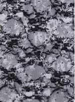 Çift Renkli Payetli Abiyelik Dantel Kumaş D18 - K9178